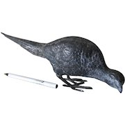 Antique Pheasant or Quail Bird Sculpture by Jennings Brothers