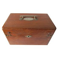 c1900 Humphrey's Homeopathic Remedy Box, Medical, Veterinarian