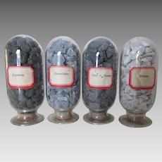 Scientific Stone Samplers, Display Jars, Engineering, Construction