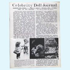 Vintage Celebrity Doll Journals Terri Lee/Ginger/Alexander