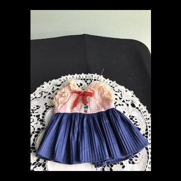 R&B Littlest Angel Dress #527 1957