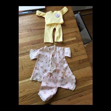R&B Littlest Angel Pajamas