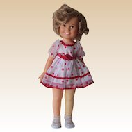 1972 Ideal Shirley Temple Doll With Original Outfit