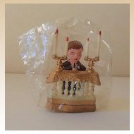 1950's Vintage Cake Top Decoration Holy Communion Boy
