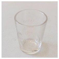 World's Dispensary Medicinal Dosage Glass Renovator