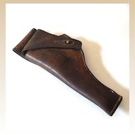 U.S. Leather WWI 1918 Service Revolver Holster