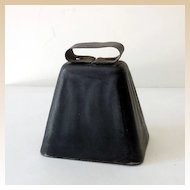 Primitive Metal Cow Bell