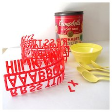 Great Campbell's Soup Advertising Game