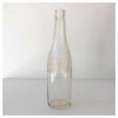Old Pepsi Cola Soda Pop Bottle