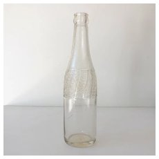 Old Pepsi Cola Soda Pop Bottle