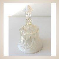Gorgeous Fenton Opalescent Art Glass Bell