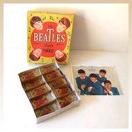 Vintage 1960s Beatles Hair Pomade in Original Box