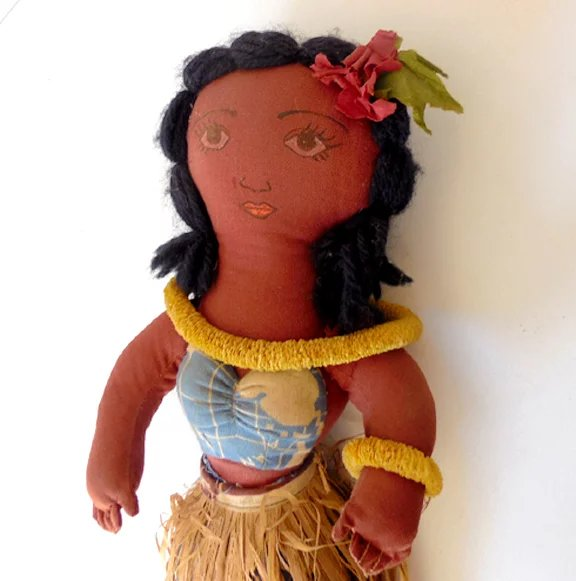 how to make a hula skirt from crepe paper