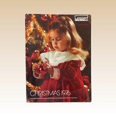 1976 Montgomery Ward Christmas Catalog Lots of Toys