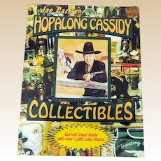 Signed Hopalong Cassidy Collector's Book & Price Guide