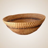 Early Washoe American Indian Basket