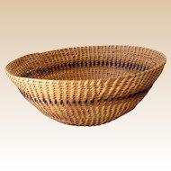 Early Washoe American Indian Basket