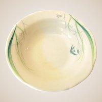 Restaurantware Soup Bowl Mayer China U.S.A. Tropical Fish