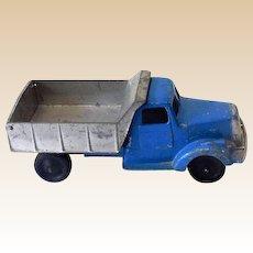 1940s Tootsietoy Die Cast Metal Toy Dump Truck