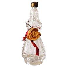 Vintage Babs Figural Girl Perfume Bottle