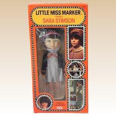 "1980 ""Little Miss Marker"" Doll Mint In the Original Box Ideal"
