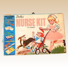 "Vintage Hasbro ""Dolly's Nurse Kit"""