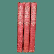 Little Masterpieces of Science, 3 Volumes, Edited by George Iles, 1902