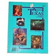 Artists of Texas Volume 3, The Fine Art Catalogue