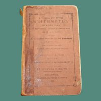 Practical and Mental Arithmetic on a New Plan by Roswell C. Smith, 1843