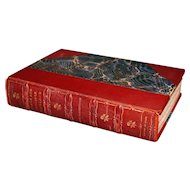 Beaux and Belles of England: Lady Blessington by J. Fitzgerald Molloy, Edition De Luxe, Leather Bound