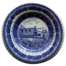 "Baltimore & Ohio Railroad China (Shenango) ""Horse Drawn Car 1830"""