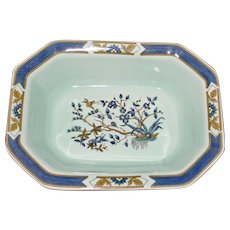 Official Website Adams Tunstall Large Plate Pottery Pottery, Porcelain & Glass