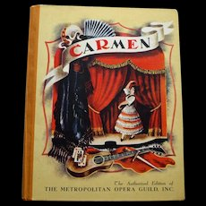 Carmen for Children by The Metropolitan Opera Guild, adapted by Robert Lawrence