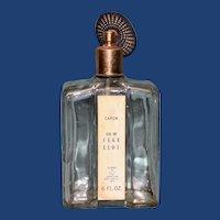 "Caron Eau de Cologne ""Bellodgia"", 6 fl. oz. Bottle with Atomizer"