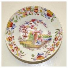 Clobbered Tea Bowl