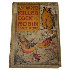 Who Killed Cock Robin, A. L. Burt Publisher