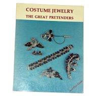Costume Jewelry: The Great Pretenders by Lyngerda Kelley and Nancy Schiffer 1987