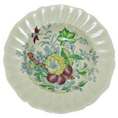 """Royal Doulton Rimmed Soup Bowl, """"The Kirkwood"""" Pattern, Vintage"""