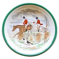 "Spode ""The Hunt"" Series, First Over"