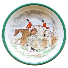 """Spode """"The Hunt"""" Series, First Over"""