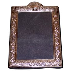 Sterling Standing English Picture Frame