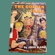 """""""The Golden Skull"""" by John Blaine"""