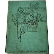 The Birds' Christmas Carol by Kate Douglas Wiggin 1900, w Illustrations, Limited Edition