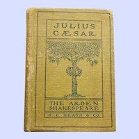 """Julius Caesar"": The Arden Shakespeare, 1915, Decor, American Publisher"