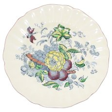"Set of 4 Royal Doulton 6.5 Inch Butter Plates or Tea Plates ""The Kirkwood"" , Two sets Available"