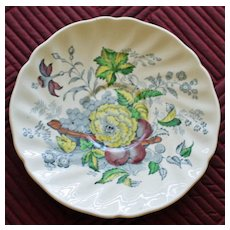 "Royal Doulton Deep Saucer ""The Kirkwood"" Pattern"