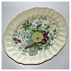 "Royal Doulton 13.5 Inch Platter in ""The Kirkwood"" Pattern"