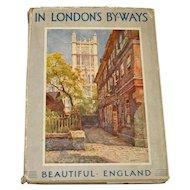 In London's By-Ways