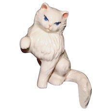 Vintage Sitting Cat by Ceramic Arts Studio, Madison, Wisconsin