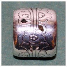 RARE Georg Jensen Sterling Napkin Ring 1915-1930